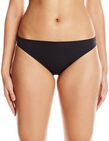 Coco Rave Women's Zodiac Dreams Solid Sandy Flirt Bikini Bottom