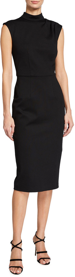Trina Turk Muscatel Ponte Sheath Dress