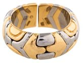 Bvlgari Two-Tone Parentesi Band