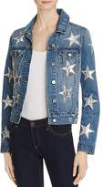 Bagatelle Star Patch Denim Jacket