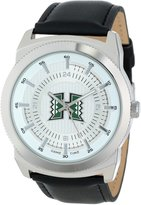 Game Time Men's COL-VIN-HAW Vintage College Series University of Hawaii Collegiate 3-Hand Analog Watch