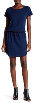 Allen Allen Raglan Shirt Dress