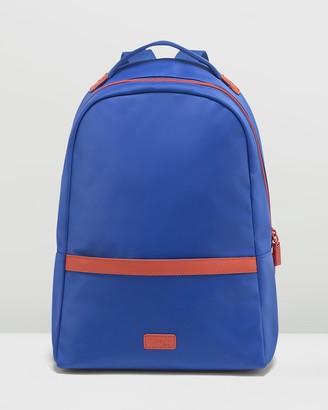 Lipault Lady Plume Bi-Colour Backpack Medium