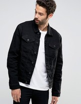 ONLY & SONS Denim Jacket with Stretch