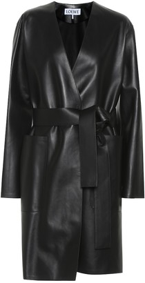 Loewe Leather coat