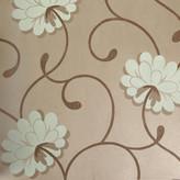Osborne & Little - Album 5 Collection - Salome Wallpaper - W545602