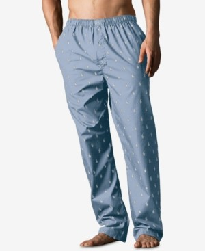 Polo Ralph Lauren Men's Big & Tall Cotton Pajama Pants