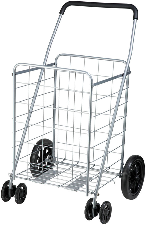 Honey-Can-Do Folding Rolling Utility Cart