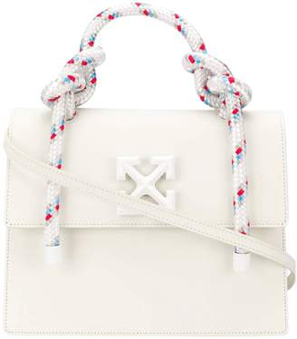 Off-White Off White gummy jitney 2.8 hand bag
