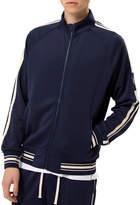 Ovadia & Sons Men's Side Stripe Track Jacket