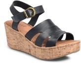 Women's B?rn Anori Platform Wedge Sandal