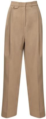 The Frankie Shop Pernille Boyfriend Twill Pants