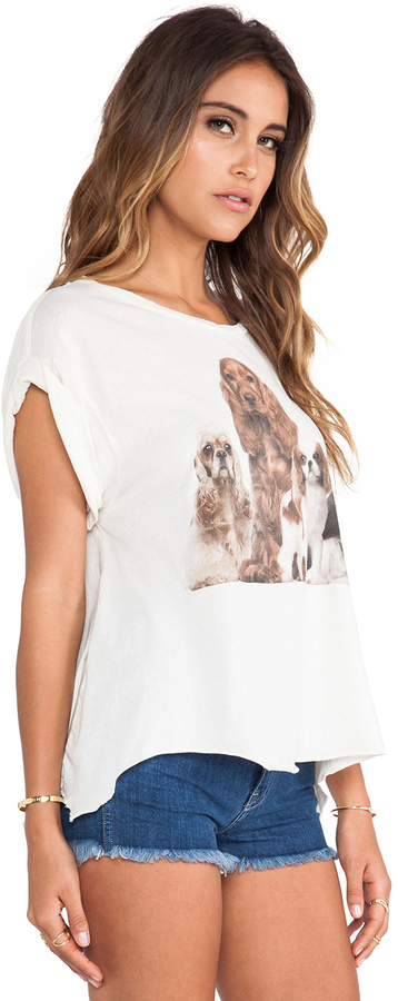 Wildfox Couture Beggers Tee