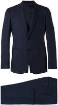 Lardini peaked lapel suit