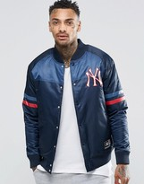 Majestic Yankees Satin Jacket