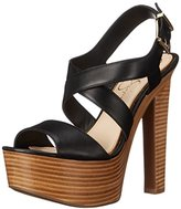 Jessica Simpson Women's Navallo Platform dress Sandal
