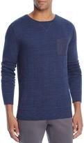 BOSS ORANGE Windchill Quilted Sweatshirt