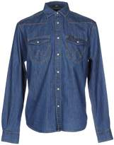 Wrangler Denim shirts - Item 42585563