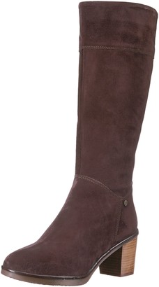 Hush Puppies Women's Saun Olivya Knee High Boots