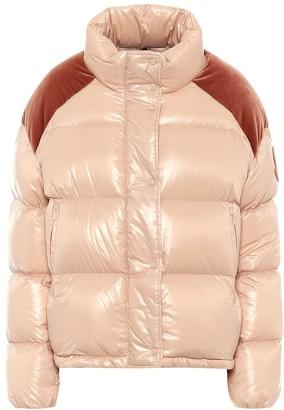 Moncler Chouette down jacket