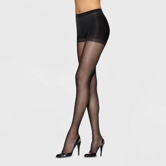 L'eggs Silken Mist Women's Control Top Pantyhose -