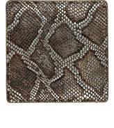 Barneys New York Leather Coaster