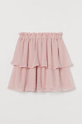H&M Chiffon skirt