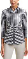 Lafayette 148 New York Leigh Blouse