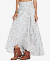 Denim & Supply Ralph Lauren Floral-Print Maxi Skirt