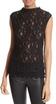 Helmut Lang Women's Lace Shell