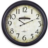 Bed Bath & Beyond Chateau Wall Clock