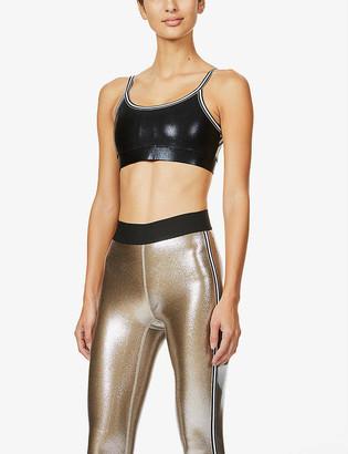 Heroine Sport Victress sports stretch-jersey bra