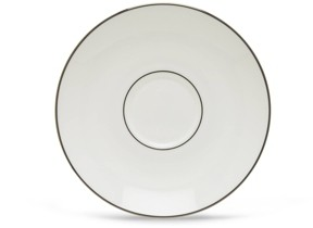 Lenox Continental Dining Platinum Saucer