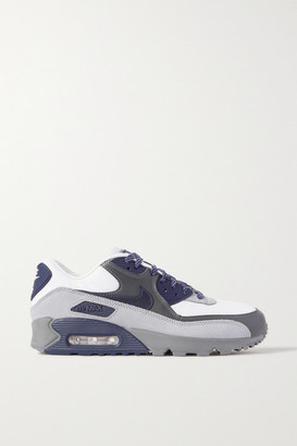 Nike Air Max 90 Nrg Lahar Escape Leather Sneakers - White
