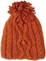 2H Hand Knits Knit Hat - Copper-Large