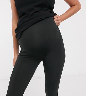 ASOS 4505 Maternity icon run tie waist legging