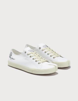 Maison Margiela Tabi Low Top Sneakers
