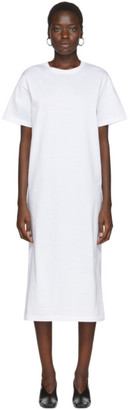 Arch The White Cotton T-Shirt Dress