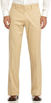 Murano Wardrobe Essentials Modern Flat-Front Chino Pants