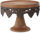 "GG Collection G G Collection Antiquity 12.5"" Serving Pedestal"