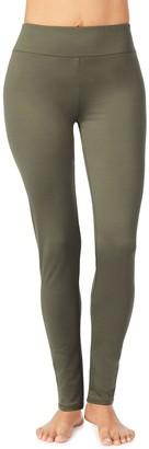 Cuddl Duds Women's Thermawear High Waist Leggings