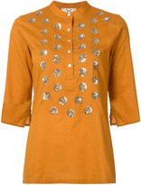 Figue Jasmine tunic top - women - Cotton - S