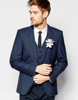 Selected Wedding Suit Jacket in Slim Fit
