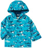 Hatley Great White Sharks Raincoats (Baby) - Blue - 18-24 Months