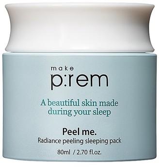 Make P:Rem Peel Me Radiance Peeling Sleeping Pack 80Ml