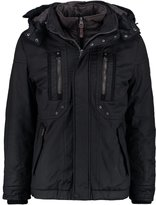 Tom Tailor Winter Jacket Black