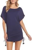 Lucky Brand Women's Hidden Gem Cover-Up Tunic Dress