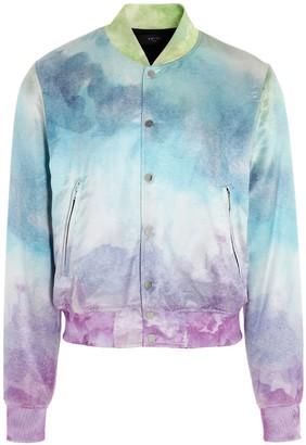 Amiri Watercolour Bomber Jacket