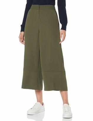 Meraki Amazon Brand Women's Woven Culottes
