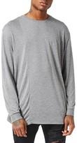 Topman Men's Aaa Collection Long Sleeve T-Shirt